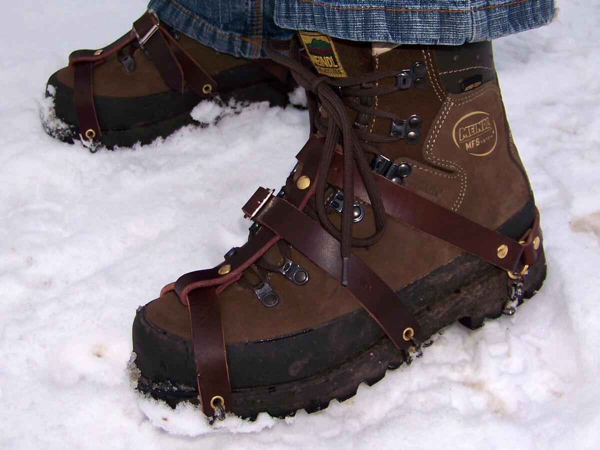Как сделать чтобы зимняя обувь не скользила
