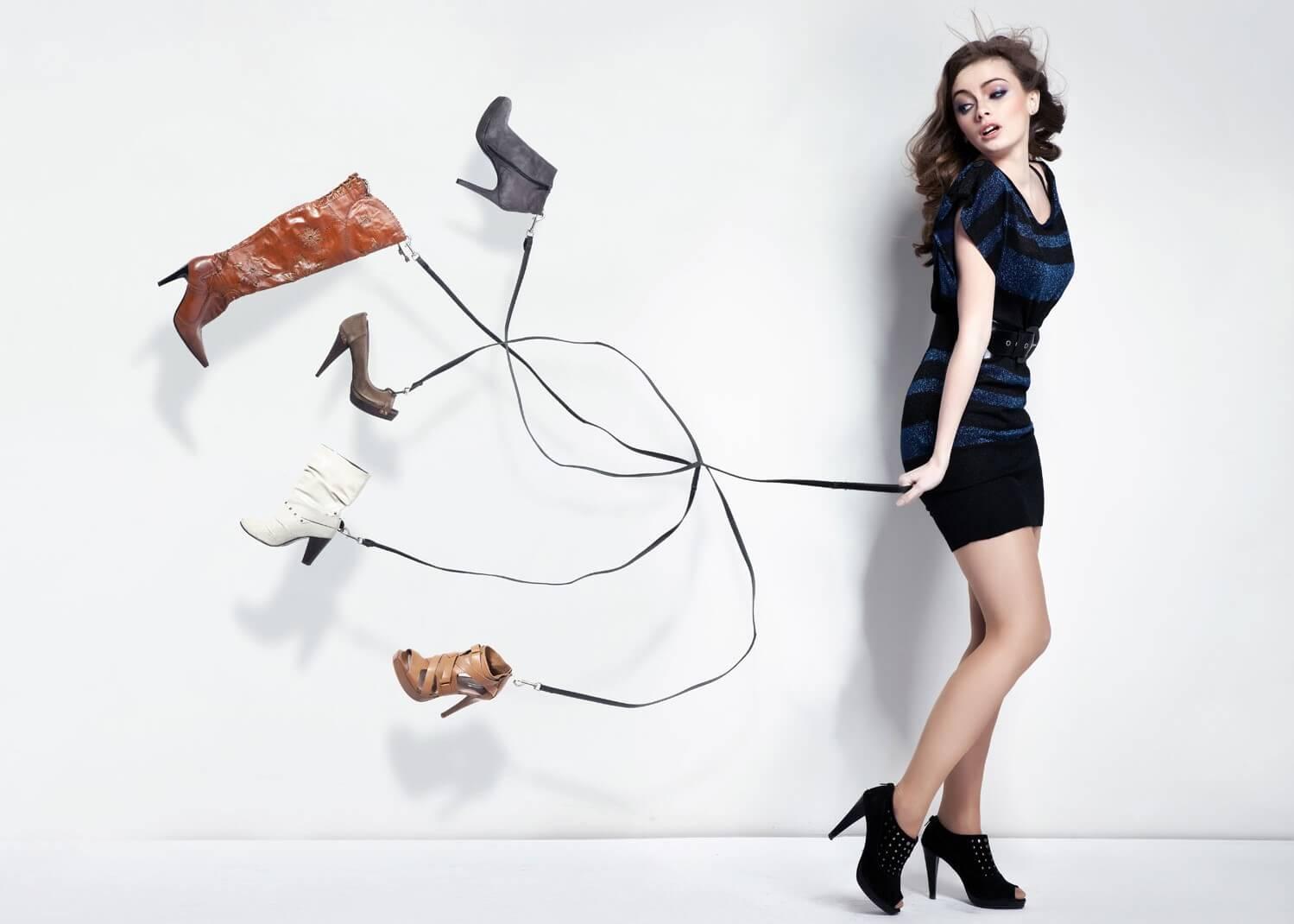 каких реклама картинок обуви поникающий, лук-слизун так