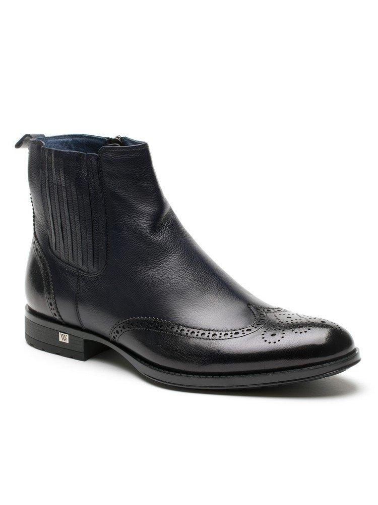 a5e968855f7 Celano-06-5 Ботинки зимние натуральный мех